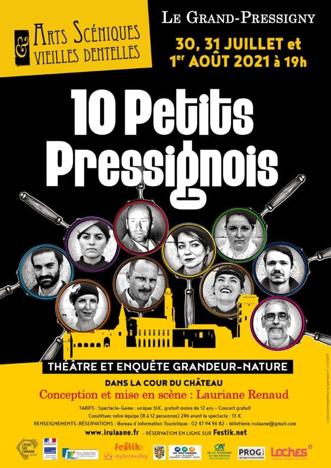 Dix Petits Pressignois